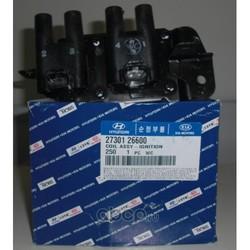 Катушки зажигания HYUNDAI Accent Getz KIA Cerato RiO (Hyundai-KIA) 2730126600