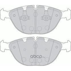 Комплект тормозных колодок, дисковый тормоз (Ferodo) FDB1618