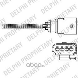 Датчик кислородный верхний (Delphi) ES2028912B1
