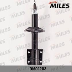 Амортизатор PEUGEOT BOXER/CITROEN JUMPER/FIAT DUCATO пер.масл. 1.8t (Miles) DM01203