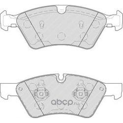 Комплект тормозных колодок, дисковый тормоз (Ferodo) FDB1830