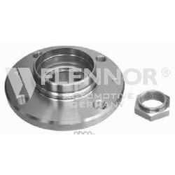 Комплект подшипника ступицы колеса (Flennor) FR691226