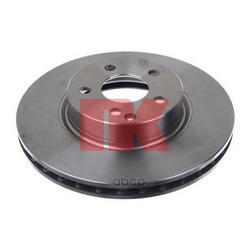 Тормозной диск (Nk) 203360