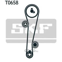 Комплект ремня ГРМ (Skf) VKMA95655