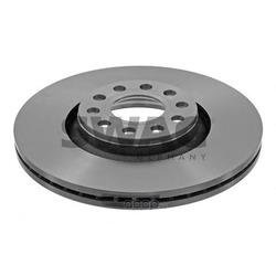 Диск тормозной передний вентилируемый (Swag) 30923960