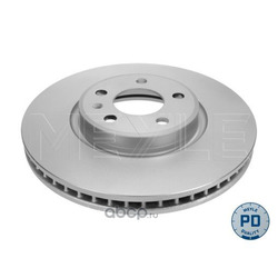 Тормозной диск (Meyle) 1835210022PD