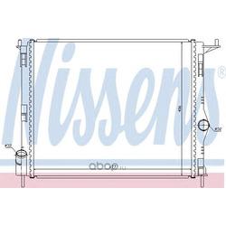Радиатор охлаждения (Nissens) 637609