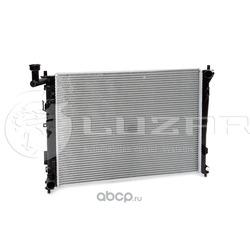 Радиатор охл. (Luzar) LRCKICD07110