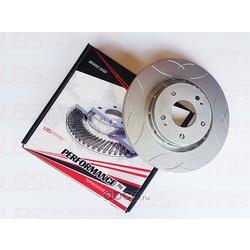 Тормозной диск (UBS) BP2107001