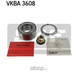 Комплект подшипника ступицы колеса (Skf) VKBA3608