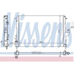 Радиатор охлаждения двигателя (Nissens) 637613