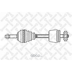 Приводной вал (Stellox) 1581012SX