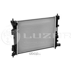 Радиатор, охлаждение двигателя (Luzar) LRC08L4
