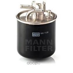Топливный фильтр (MANN-FILTER) WK1136