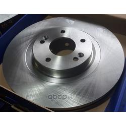 Диск тормозной передний (Sangsin brake) SD1075