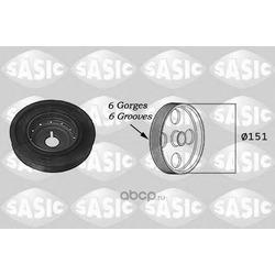 Ременный шкив, коленчатый вал (Sasic) 2154011