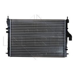 Радиатор, охлаждение двигателя (NRF) 53092