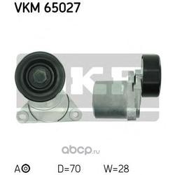 Натяжной ролик, поликлиновой ремень (Skf) VKM65027