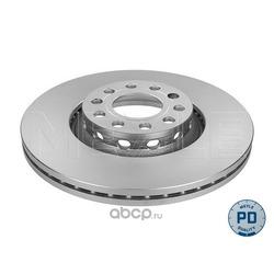 Тормозной диск (Meyle) 1155230039PD