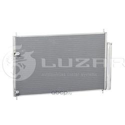 Радиатор кондиционера (Luzar) LRAC1980