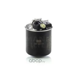 Фильтр топливный (MANN-FILTER) WK82014