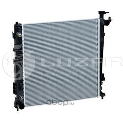 Радиатор охл. (Luzar) LRC08Y0