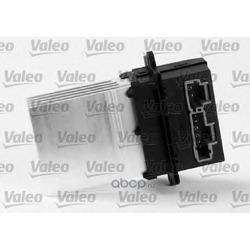 Резистор регулятора скорости вращения вентилятора (Valeo) 509355