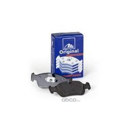 Комплект тормозных колодок, дисковый тормоз (Ate) 13046071672