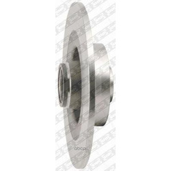 Диск тормозной с подшипником задний (NTN-SNR) KF15578U