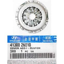 КОРЗИНА СЦЕПЛЕНИЯ (Hyundai-KIA) 4130026010
