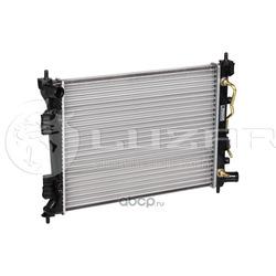 Радиатор основной (Luzar) LRC081L4