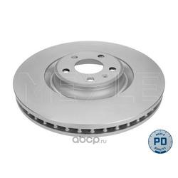 Тормозной диск (Meyle) 1835211049PD