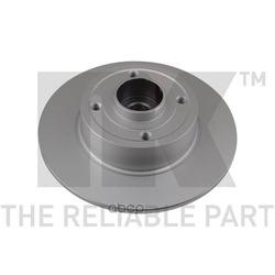 Тормозной диск (Nk) 313964