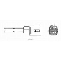 Лямбда-зонд (NGK) 8886