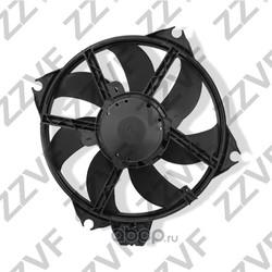 Вентилятор радиатора охлаждения (ZZVF) ZVVE011