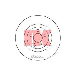Тормозной диск (Nk) 2033108