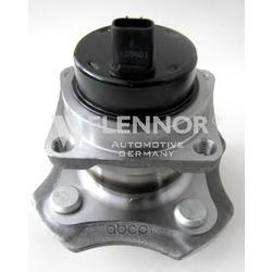 Комплект подшипника ступицы колеса (Flennor) FR971681