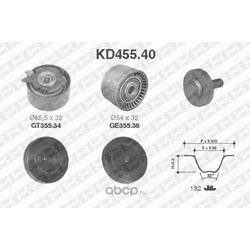 Комплект ремня ГРМ (NTN-SNR) KD45540