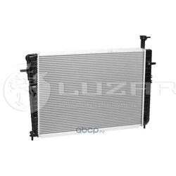 Радиатор охл. (Luzar) LRCKIST04380