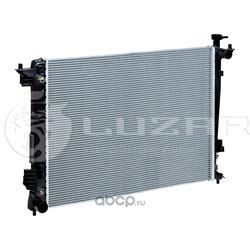 Радиатор охл. (Luzar) LRC08Y5