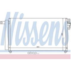 Конденсатор, кондиционер (Nissens) 94814