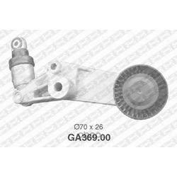 Натяжной ролик, поликлиновой ремень (NTN-SNR) GA36900