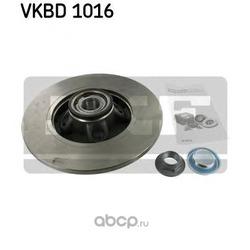 Тормозной диск (Skf) VKBD1016