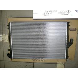 Радиатор, охлаждение двигателя (RENAULT) 214100598R
