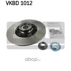 Тормозной диск (Skf) VKBD1012
