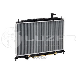 Радиатор охл. (Luzar) LRCKIRI05210