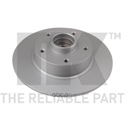 Тормозной диск (Nk) 313973