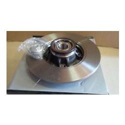Диск тормозной задний (Peugeot-Citroen) 424966