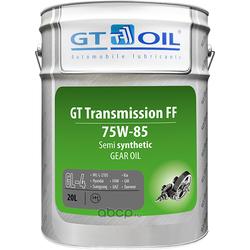 GT Transmission FF, SAE 75W-85, API GL-4, 20л (GT OIL) 8809059407653