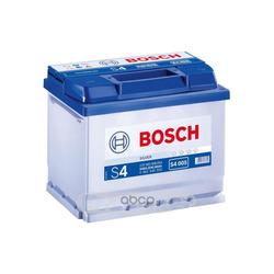 Батарея аккумуляторная 60А/ч 540А 12В обратная полярн. стандартные клеммы (Bosch) 0092S40050